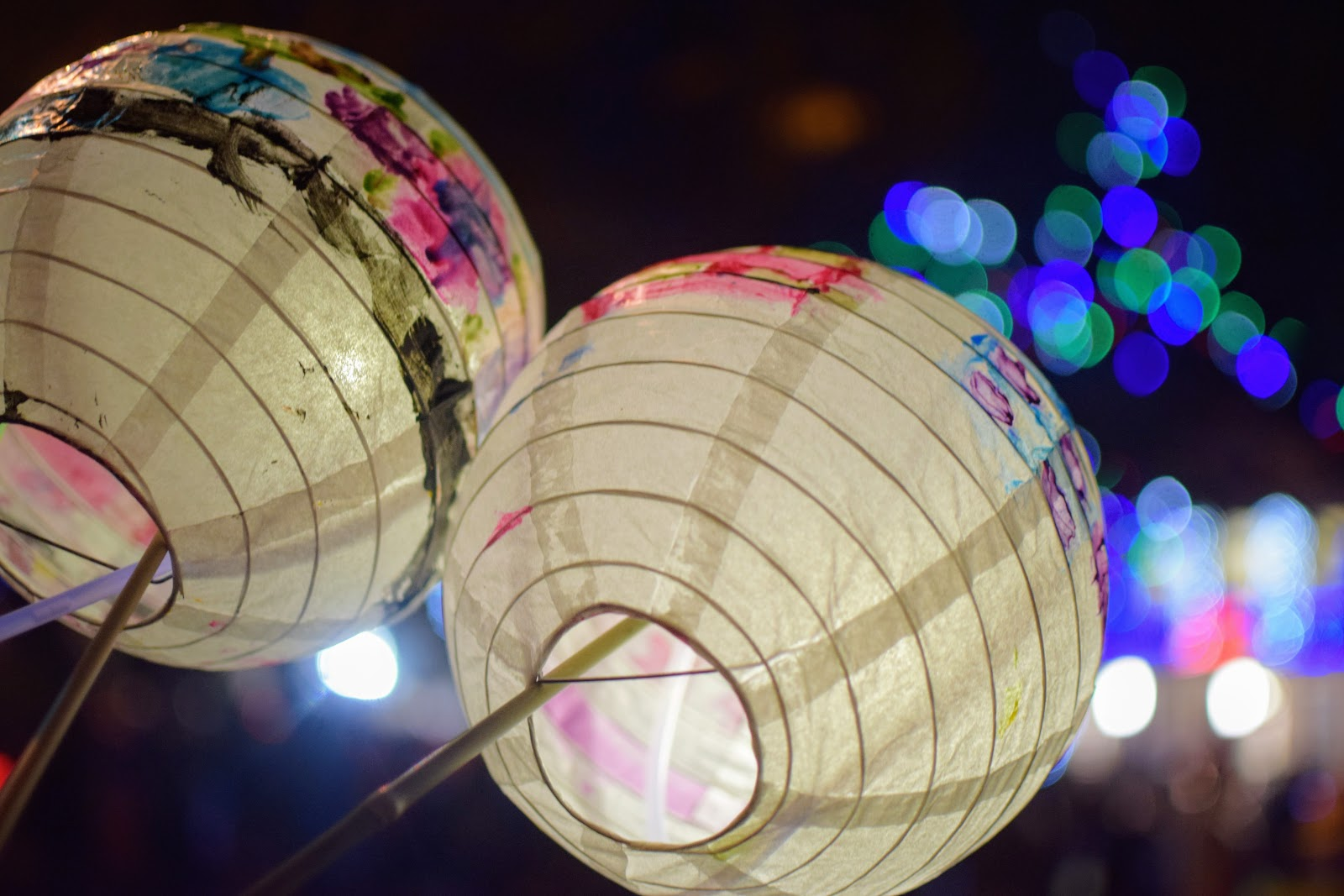 , Let there Be Light- The Lantern Parade