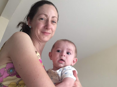 Life With Baby At Six Months Old - Mum And Baby