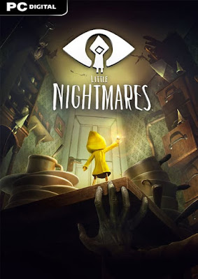 Capa do Little Nightmares