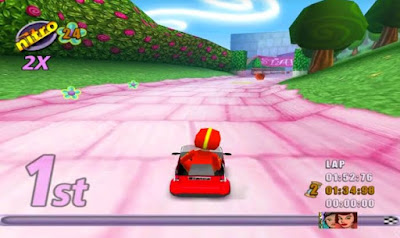 تحميل لعبة Girlz Racing