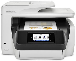 is one of the largest multifunction inkjet printer A HP 8720 Driver Download