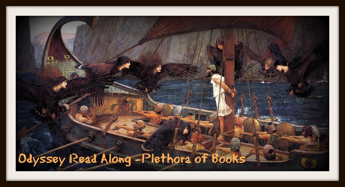 The Odyssey Read-Along Book I & II