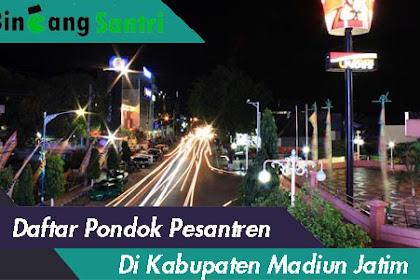 Daftar Pondok Pesantren Di Kabupaten Madiun
