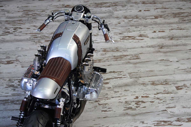 Honda Goldwing By DS Motorcycles Hell Kustom