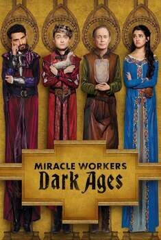 Miracle Workers 2ª Temporada Torrent - WEB-DL 720p/1080p Dual Áudio