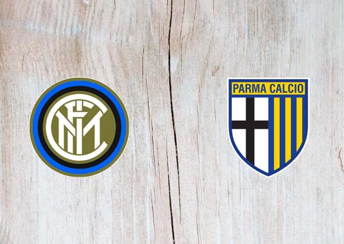 Internazionale vs Parma -Highlights 31 October 2020