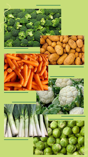 verdure inglesi