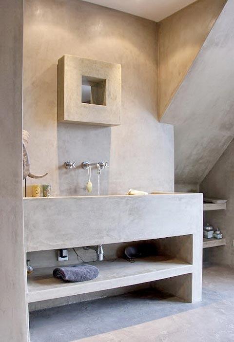 BOISERIE & C Bagni In Cemento