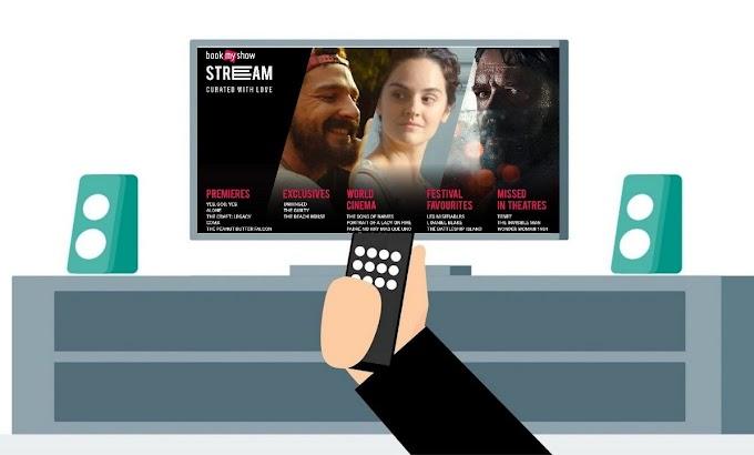 BookMyShow का Video On Demand Streaming Platform क्या है