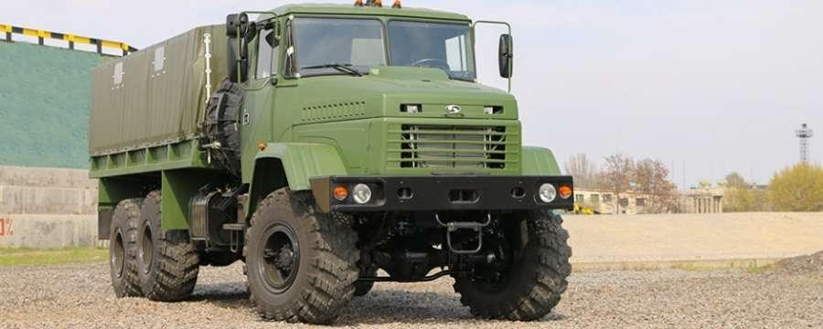 Армія США підписала трирічний контракт з КрАЗом