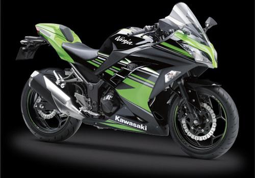 gambar motor kawasaki ninja 250 se ltd