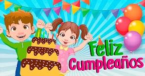 🥳 Tarjetas para desear un Feliz Cumpleaños