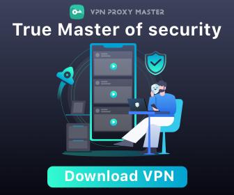 احصل الان على اشتراك VPN Proxy Master مجانا لمدة 3 شهور