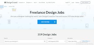 Situs freelancer desain logo