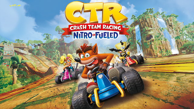 مـراجـعـة و تـقـيـيـم لـعـبـة Crash Team Racing nitro Fueled