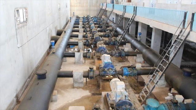 Unicef alerta: Turquía corta agua a sirios pese al coronavirus