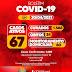Jaguarari registra 03 novos casos de coronavírus nesta terça-feira (20)