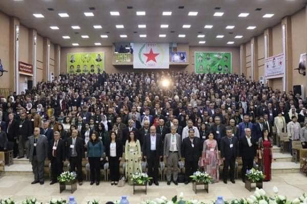 تقييم إستراتيجي: مالذي يدفع حزب الاتحاد الديمقراطي PYD التنصل من إرفاق الصفة الكردية بأسمها؟