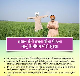 પાક ધિરાણ યોજના, pak vimo Gujarati