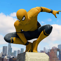 Spider Rope Hero – Gangster New York City Mod Apk