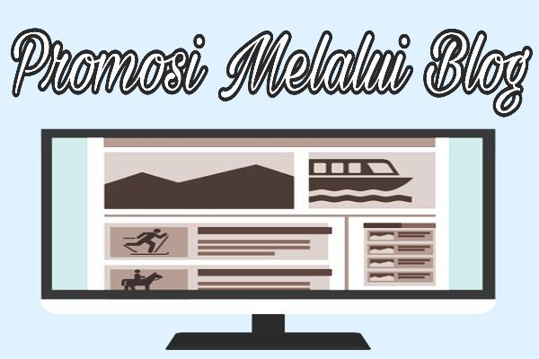 Cara Promosi Link Affiliate Melalui Blog
