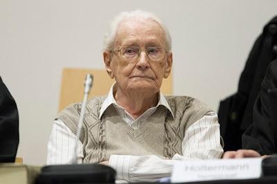 Morreu Oskar Gröning, o contabilista de Auschwitz