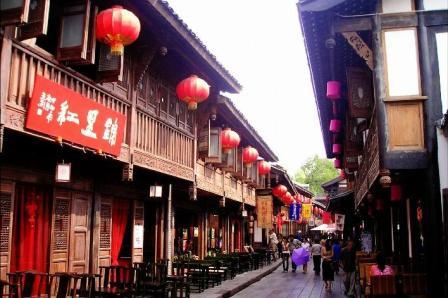 Chengdu, Tiongkok