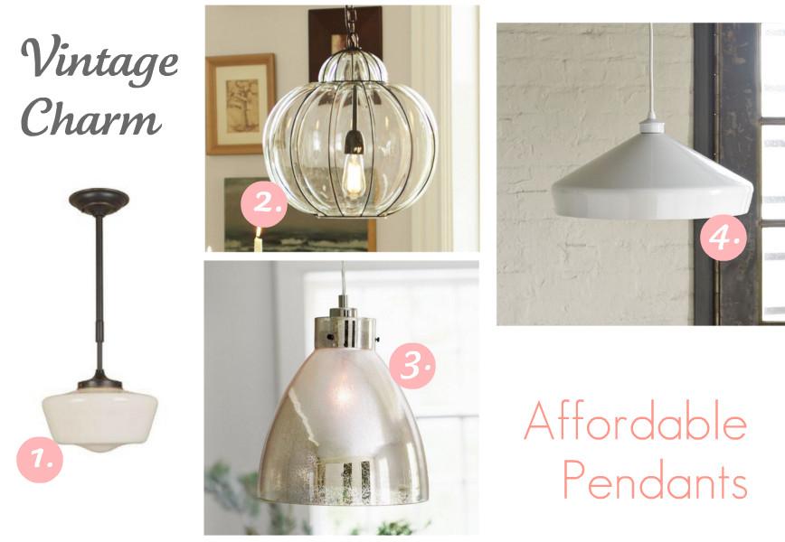Stylish u0026 Affordable Pendant Lights  sc 1 st  Prairie Perch - Blogger & Prairie Perch: Stylish u0026 Affordable Pendant Lights