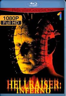 Hellraiser 5: Inferno [1080p BRrip] [Latino-Inglés] [LaPipiotaHD]