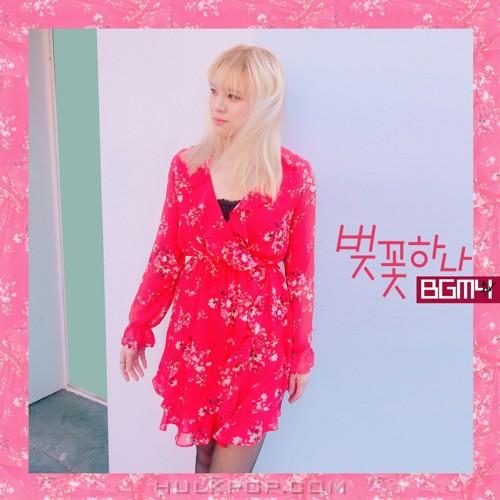 BGM4 – 벚꽃 하나 – Single