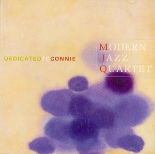 The Modern Jazz Quartet, Dedicated to Connie