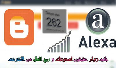 زيادة عدد زوار موقعك   زوار    زيادة زوار موقعك بسرعة    زيادة عدد الزيارات
