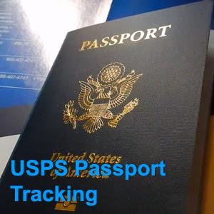 Tacking USPS Passport by phone