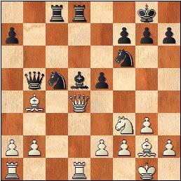 Partida de ajedrez Lehmann - Pomar (1963), posición después de 19...e5?