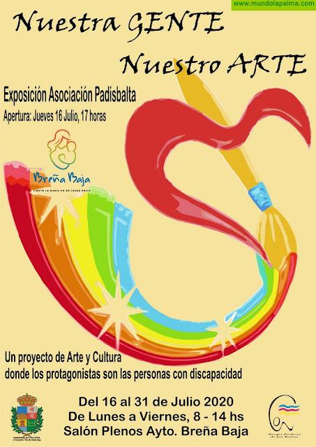 """PADISBALTA: """"Nuestra gente, nuestro arte"""""""