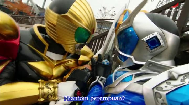 Kamen rider decade episode 18 part 2 - Han chae ah drama