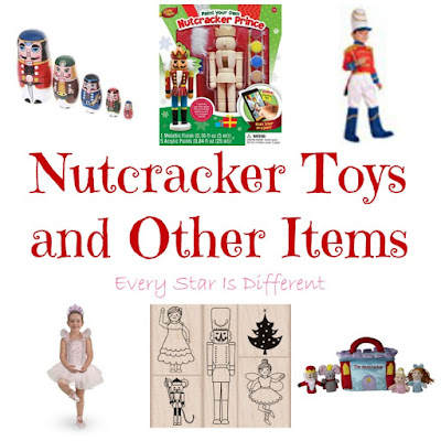 Nutcracker toys