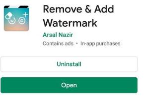 Menghapus Logo Watermark, Copyright Dari Video Lewat Android. Ringan dan Mudah