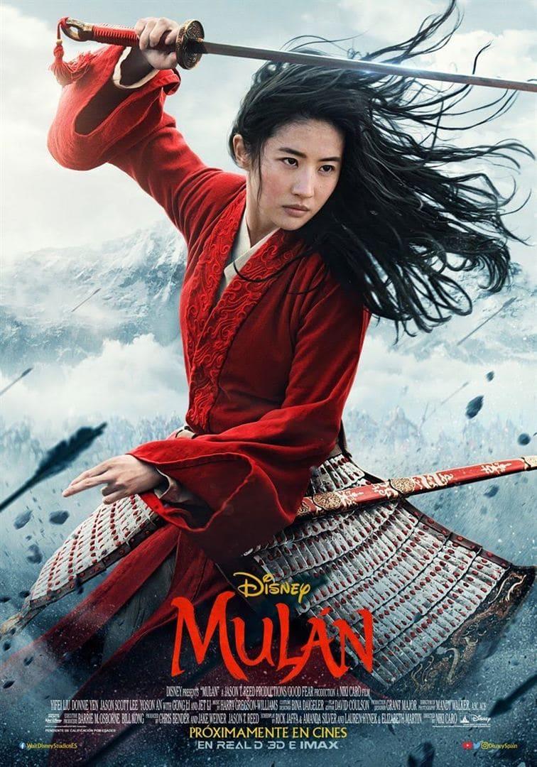5 Razones Para No Pagar Estrenos Online Como Mulan y Apoyar a los Cines