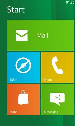 Windows 8 for Android:: اجعل جهازك مثل الويندوز 8 :: مباشر