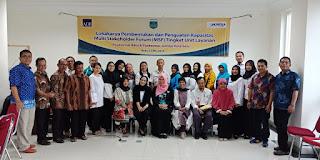 Sukses Bina Puskesmas,  Universitas Jember Kampus Lumajang Replikasikan MPK di Kota Batu