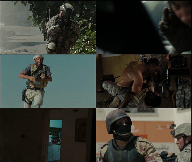 The Hurt Locker [Zona de Miedo] (2008) HD 1080p Latino Dual