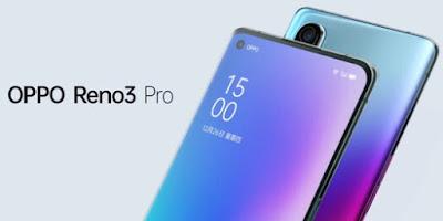 Resmi Hadir di Indonesia, Berikut Harga dan Spesifikasi Oppo Reno 3 Pro