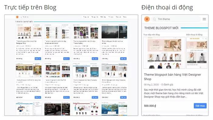 Theme blogspot chuẩn seo - themeblogspot.com