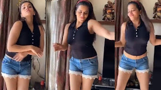 टिक टॉक पर MONALISA ने अपने इन VIDEOS से मचाया धमाल, बोल्ड अवतार में ढाया कहर