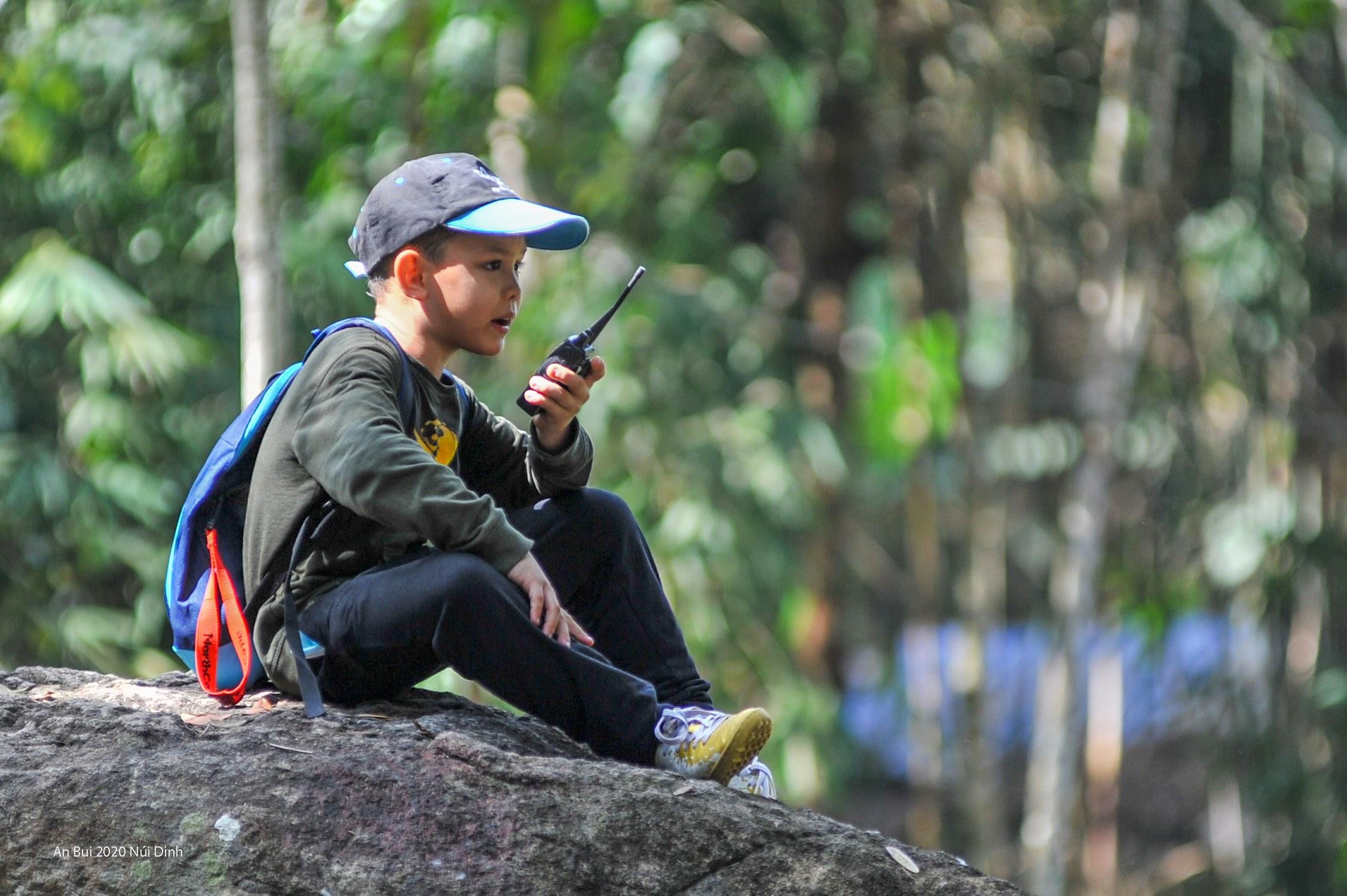 Trekking Tour Cho Trẻ Em