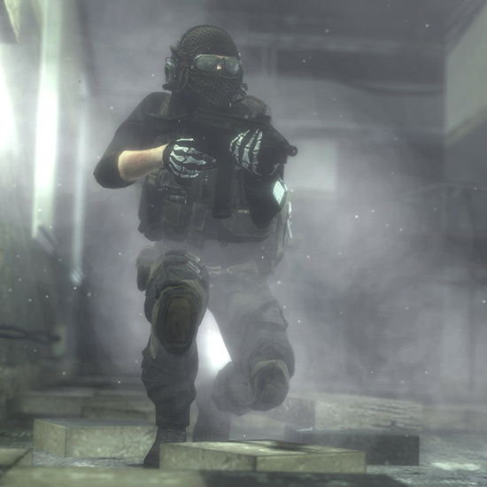 Battlefield 3 Recon Wallpaper Engine