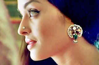 Aishwarya Rai And Her Nose Pin And Tops