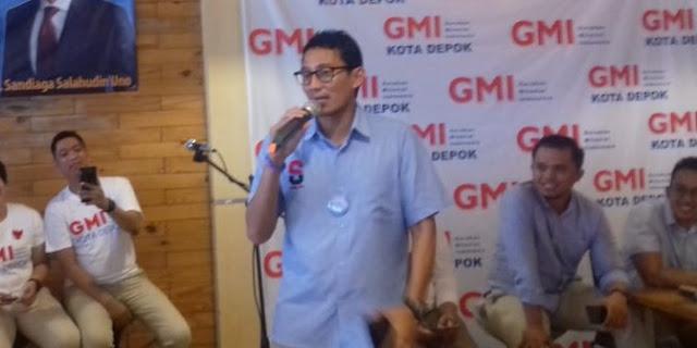 Sandiaga Siapkan Kasus Novel Baswedan untuk 'Serang' Jokowi di Debat