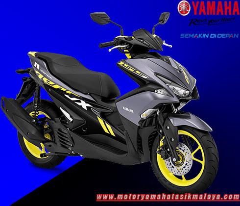 Brosur Kredit Motor Yamaha Aerox Tasikmalaya